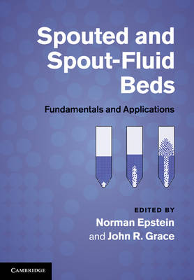 Spouted and Spout-Fluid Beds: Fundamentals and Applications (Hardback)