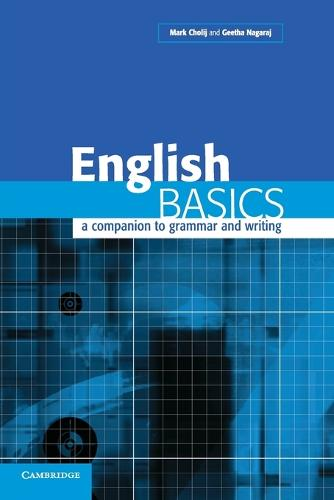 English Basics International Edition: A Companion to Grammar and Writing - English Basics (Paperback)