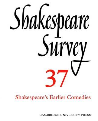 Shakespeare Survey Paperback Set: Shakespeare and History Volume 38 - Shakespeare Survey (Paperback)