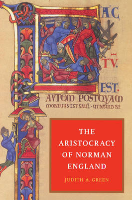 The Aristocracy of Norman England (Paperback)