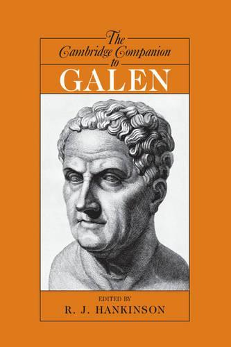 The Cambridge Companion to Galen - Cambridge Companions to Philosophy (Paperback)