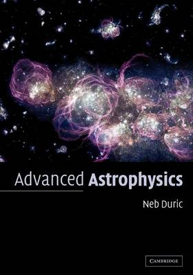 Advanced Astrophysics (Paperback)