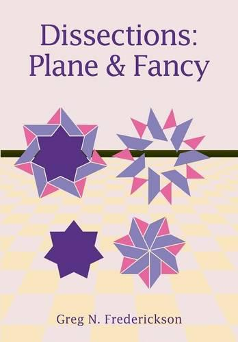 Dissections: Plane and Fancy (Paperback)