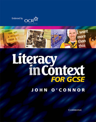 Literacy in Context for GCSE Student's Book - Literacy in Context (Paperback)