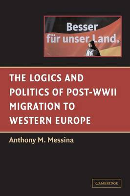 The Logics and Politics of Post-WWII Migration to Western Europe (Paperback)