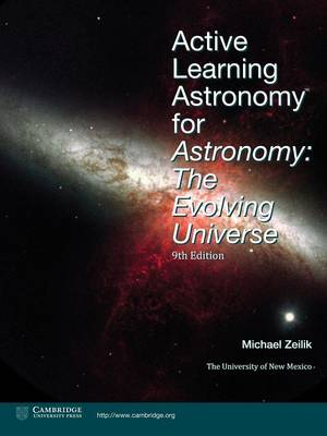 Active Learning Astronomy for Astronomy: The Evolving Universe (Paperback)