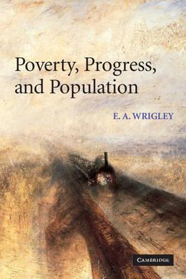 Poverty, Progress, and Population (Paperback)