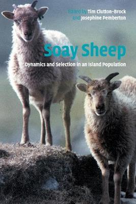 Soay Sheep: Dynamics and Selection in an Island Population (Paperback)