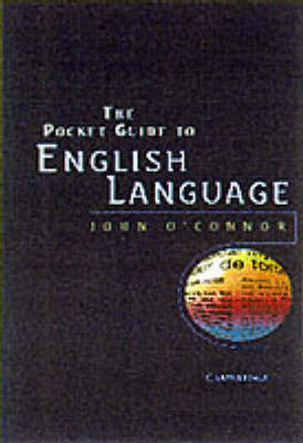The Pocket Guide to English Language - Literacy in Context (Paperback)