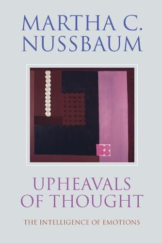 Upheavals of Thought: The Intelligence of Emotions (Paperback)