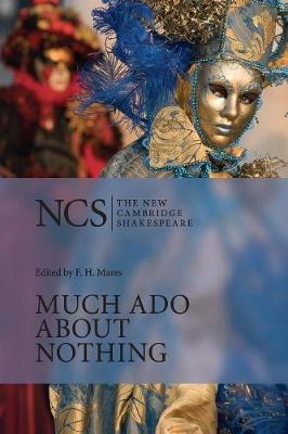 Much Ado about Nothing - The New Cambridge Shakespeare (Paperback)