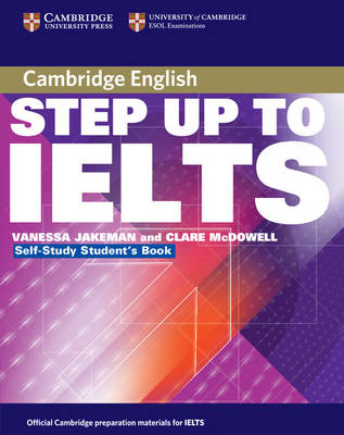 Step Up to IELTS Self-study Student's Book (Paperback)