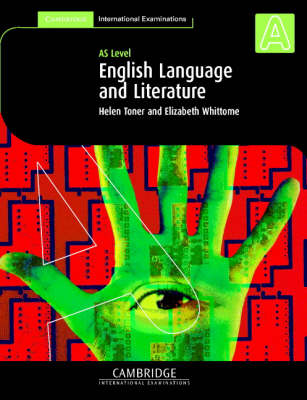 English Language and Literature AS Level (International): International - Cambridge International Examinations (Paperback)