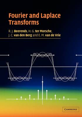 Fourier and Laplace Transforms (Paperback)