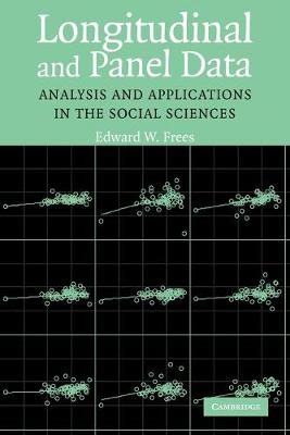 Longitudinal and Panel Data: Analysis and Applications in the Social Sciences (Paperback)