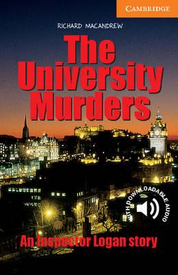 The University Murders Level 4 - Cambridge English Readers (Paperback)