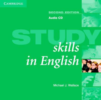Study Skills in English Audio CD (CD-Audio)