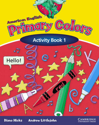American English Primary Colors 1 Activity Book (Paperback)