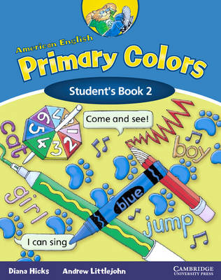 American English Primary Colors 2 Student's Book (Paperback)