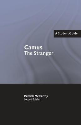 Camus: The Stranger - Landmarks of World Literature (New) (Paperback)