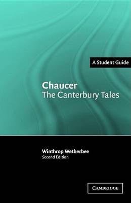Chaucer: The Canterbury Tales - Landmarks of World Literature (New) (Paperback)