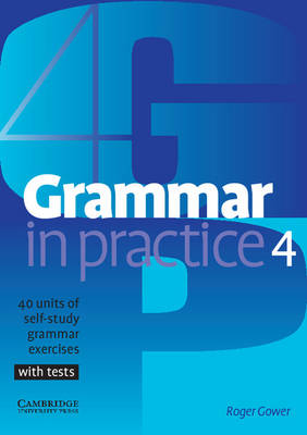 Grammar in Practice 4 (Paperback)