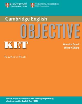 Objective KET Teacher's Book - Objective (Paperback)
