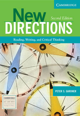 Cambridge Academic Writing Collection: New Directions: Reading, Writing, and Critical Thinking (Paperback)