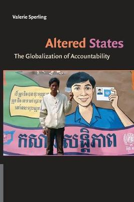 Altered States: The Globalization of Accountability (Paperback)