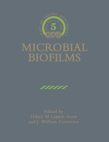 Microbial Biofilms - Biotechnology Research 5 (Paperback)