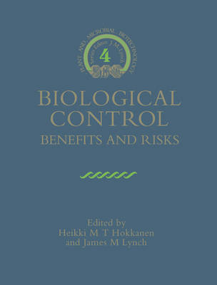 Biological Control: Benefits and Risks - Biotechnology Research 4 (Paperback)