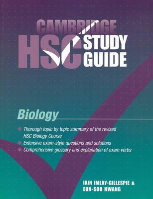 Cambridge HSC Biology Study Guide - Cambridge HSC Study Guides (Paperback)