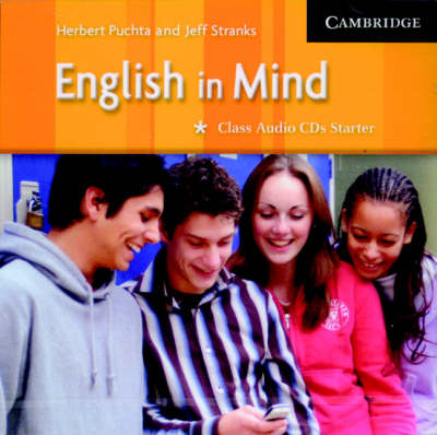 English in Mind Starter Class Audio CDs (CD-Audio)