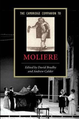 Cambridge Companions to Literature: The Cambridge Companion to Moliere (Paperback)