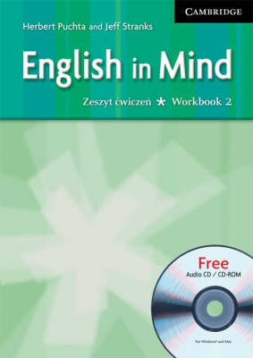 English in Mind 2 Workbook with CD-ROM/Audio CD Polish Edition