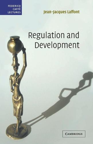 Federico Caffe Lectures: Regulation and Development (Paperback)