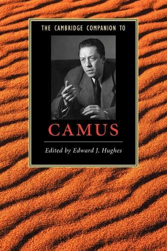 The Cambridge Companion to Camus - Cambridge Companions to Literature (Paperback)