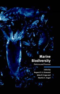 Marine Biodiversity: Patterns and Processes (Hardback)