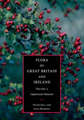 Flora of Great Britain and Ireland: Volume 2, Capparaceae - Rosaceae - Flora of Great Britain and Ireland (Hardback)