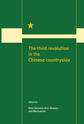 The Third Revolution in the Chinese Countryside - Trade and Development (Hardback)