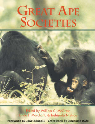 Great Ape Societies (Paperback)