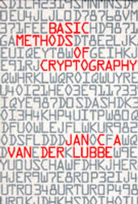 Basic Methods of Cryptography (Paperback)