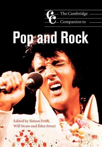 Cambridge Companions to Music: The Cambridge Companion to Pop and Rock (Paperback)