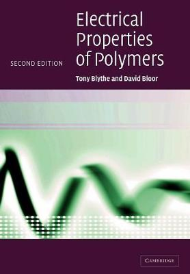 Electrical Properties of Polymers (Paperback)