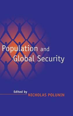 Population and Global Security (Hardback)