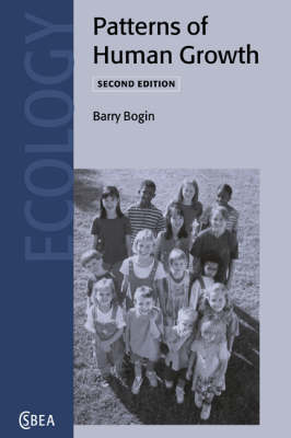 Patterns of Human Growth - Cambridge Studies in Biological and Evolutionary Anthropology 23 (Paperback)