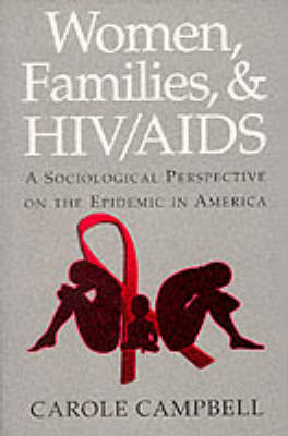 Women, Families and HIV/AIDS: A Sociological Perspective on the Epidemic in America (Paperback)