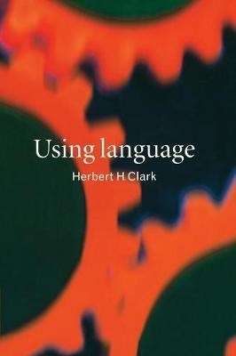 Using Language (Paperback)
