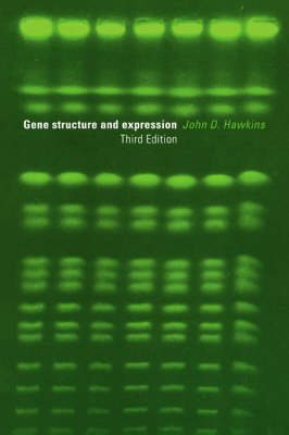 Gene Structure and Expression (Paperback)