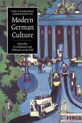 Cambridge Companions to Culture: The Cambridge Companion to Modern German Culture (Paperback)